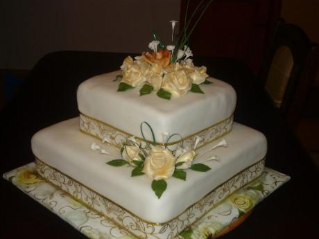 svadobne torty 002